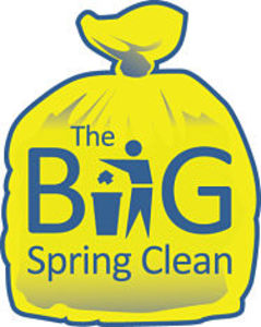 Big Spring Clean logo