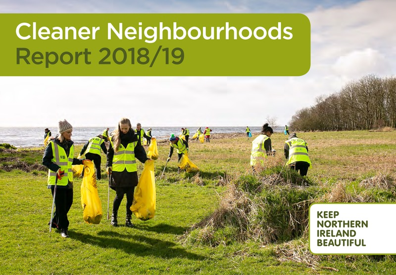 Cleaner Neighbourhoods Report 2018/19 Report 2018